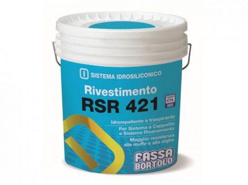 Revestimiento Siloxánico RSR 421