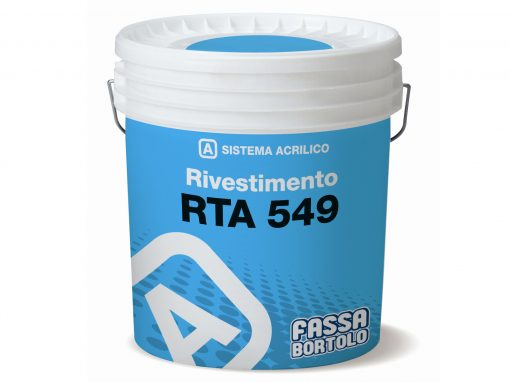 Revestimiento Acrílico RTA 549