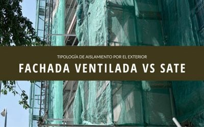 SATE VS FACHADA VENTILADA