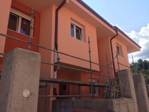Obra nueva 14 viviendas unifamiliares de VPO en Basurto