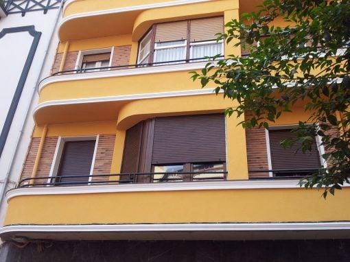Rehabilitación de fachada en Barakaldo