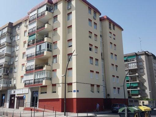 Rehabilitación de fachadas en Calle Becker, Mostoles