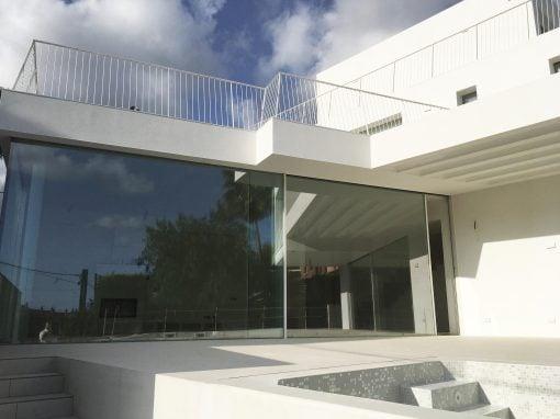 Obra  nueva en Cala Romana (Tarragona)