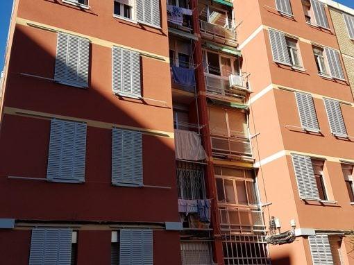 Rehabilitación de fachadas calle Maqueda 53