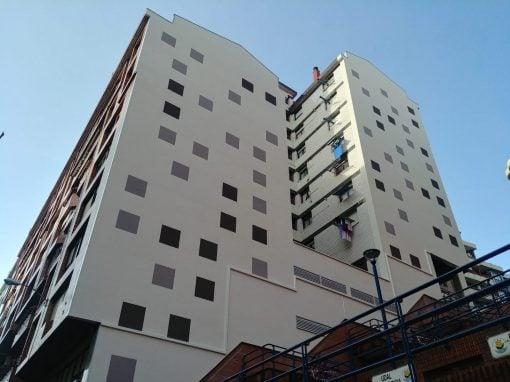 Obra de fachada en Portugalete II