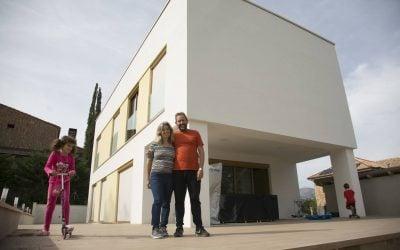 Primera vivienda certificada con Passivhaus Premium en España.